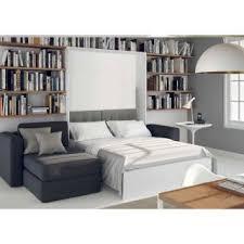 lit escamotable canapé armoire lit escamotable avec canapé intégré au meilleur prix