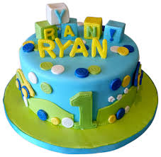 fondant cake 1st birthday fondant cake rashmi s bakery