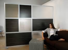 interior unique screen room divider diy mirror screen room