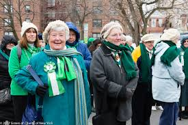 sisters of charity march in st patrick u0027s day parades sisters of