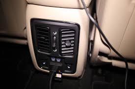 Luxury Power Outlets Have Xbox Will Travel Dual Hdmi In 2014 Dodge Durango Lets You