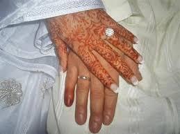 mariage en islam bague mariage islam 100 images bague mariage etsy bague