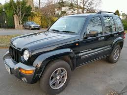 jeep cherokee black automatic diesel jeep cherokee extreme sport black 2004 jeep