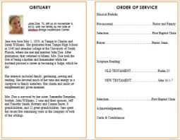 programs for funerals ideas for funeral service cards programs exles funeral