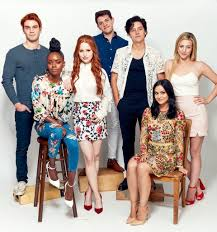 the social cast riverdale cast at comic con