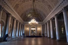 banquet hall of yusupov palace yusupov palace pinterest