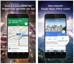 Google Maps Navigation Die Besten Apps Für Autofahrer Handy De Das Magazin