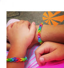 rubber bracelet made images How to make rubber band bracelets my frugal adventures png