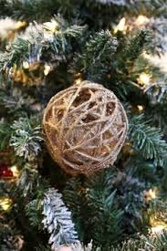 diy how to make primitive ornaments using ornaments