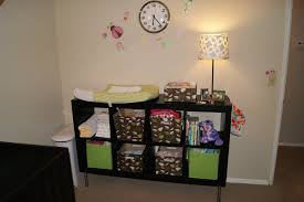 Changing Table Shelves by Corner Wood Solid Wood Changing Table Dresser With Storage And