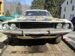 1970 dodge challenger for sale in 1970 dodge challenger r t 383 project car for sale in