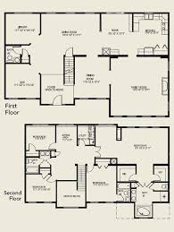 4 bedroom home plans charming 2 story 4 bedroom house plans 4 4 bedroom 2 story house