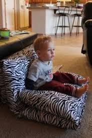 diy flip chair buena idea para algun huesped amigos de los niños