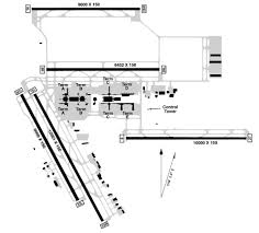Logan Airport Map Airport Runway Layout Diagrams Description Laxairportdiagram2