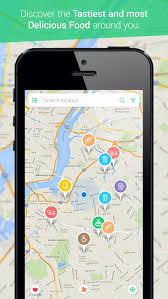 map of restaurants near me restaurants near me food around me on the app store