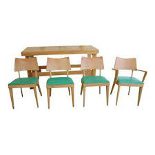 Gently Used HeywoodWakefield Furniture Save Up To  At Chairish - Heywood wakefield dining room set