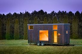 escape homes unveils a 276 square foot tiny home on wheels