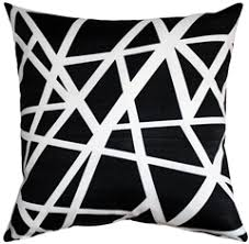 Designer Throw Pillows Geometric Pillows