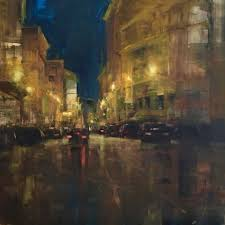 artstation urban and cityscape and old world paintings bryan mark taylor