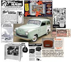 crosley car first permanent exhibit dedicated to the inventions of pow