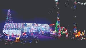 johnson family christmas lights official community newspaper of kissimmee osceola county including