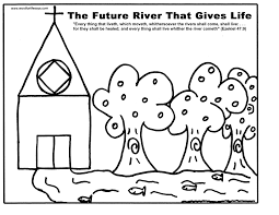 the future river that gives life u201d sunday lesson ezekiel 47
