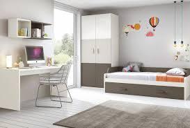 chambre enfants chambre enfant complete moderne avec lit gigogne glicerio so nuit