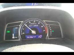 ima light honda civic 2007 honda civic hybrid ima battery problems after software update