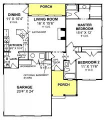 Best Small Home Plans Images On Pinterest Small House Plans - Cottage style home designs