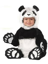 Girls Panda Halloween Costume Panda Costume Baby Costume Girls Costumes Kids Halloween