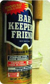 Best Way To Clean The Bathtub Finely Ground Barkeeper U0027s Friend Is It Safe