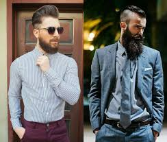 cool undercut with beard mens hairstyles 2017 hairdrome com