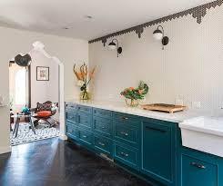 cuisine bleu petrole cuisine bleu petrole tendances idées de logement 2017