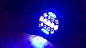 jeep wrangler blue headlights 7 inch 75w hi lo beam led headlight for jeep wrangler jk harley