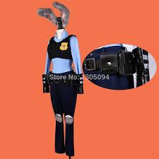 aliexpress com buy movie zootopia zootropolis judy hoops bunny