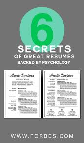 best professional resume examples best 25 professional resume template ideas on pinterest 6 secrets of great resumes backed by psychology