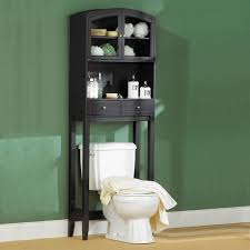 Black Bathroom Storage Smart Space Saver Bathroom Wigandia Bedroom Collection