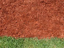 types of red colors types of mulch major mulch installations orlando mulch delivery