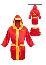 Boxer Halloween Costume Drago Satin Robe Boxer Short Set Halloween Costume Ideas 2016