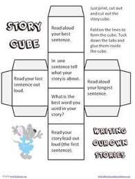 printable comprehension stories here is a printable reading comprehension cube you can print out