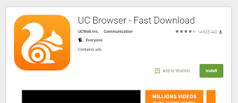 Uc Browser Update It S Back Uc Browser Temporarily Removed From Play Store
