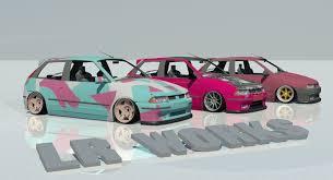nissan gtr drift car lfs mods at lr works mods tk live for speed mods portal