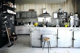 cuisine style atelier industriel cuisine style atelier industriel dactail meuble cuisine industriel