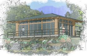 timber frame house plans post and beam prefab homes under 1000 sf floor plans under 1 000 sf japanese tea house