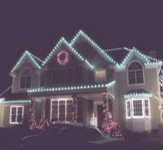 christmas decorated homes long island home decor