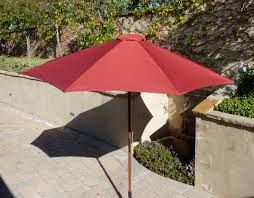 Backyard Creations Umbrella by Amazon Com 9ft Umbrella Replacement Canopy 8 Ribs In Brick Red