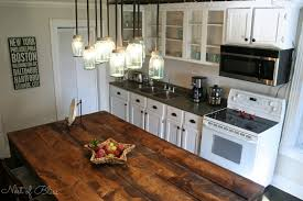 countertops modern small drawers reclaimed wood kitchen cabinets