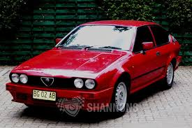 alfa romeo gtv 83a 2000 coupe auctions lot 6 shannons