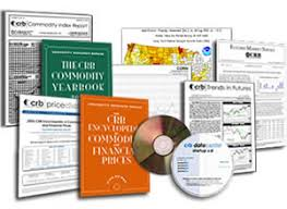 commodities research bureau commodity research bureau crb commodity perspective cp