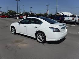 2014 used nissan maxima sv with premium pkg 1 owner navigation